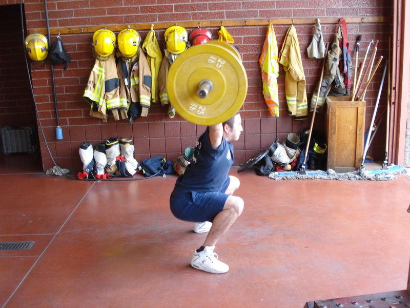 CrossFit Phoenix Fire: Crossfit Phoenix Fire